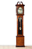 Grandfather clock. A very old grandfather clock stood the test of time Royalty Free Stock Photography