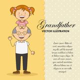 Grandfather Royalty Free Stock Image