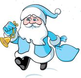 Grandfather Frost Stock Photography