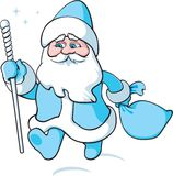 Grandfather Frost Royalty Free Stock Photography