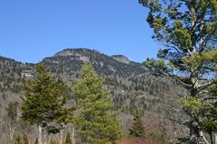 Grandfather Mountain Royalty Free Stock Photography