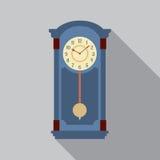 Grandfather Pendulum Clock Royalty Free Stock Photography