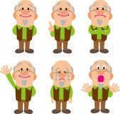 Grandfather Stock Image