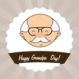 Grandfathers day Royalty Free Stock Photo
