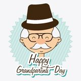 Grandfathers day Royalty Free Stock Photography