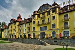 Grandhotel Praha stock fotografie