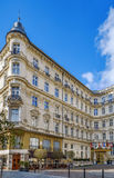 Grandhotel Pupp,Karlovy Vary; Czech republic Royalty Free Stock Photo