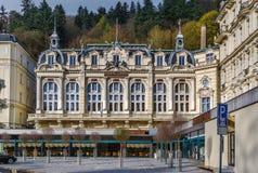 Grandhotel Pupp,Karlovy Vary; Czech republic Stock Photo