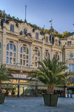 Grandhotel Pupp,Karlovy Vary Royalty Free Stock Photo