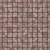 Grandi 3d rendono di un pavimento della parete del mosaico della pietra blu Immagini Stock