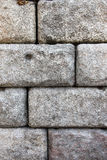 Grandi blocchi di pietra Fotografie Stock Libere da Diritti
