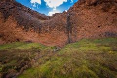Grandi cadute Arizona Fotografia Stock