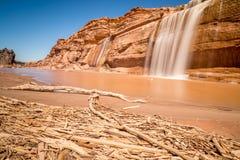 Grandi cadute Arizona Fotografia Stock Libera da Diritti