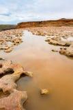 Grandi cadute asciutte Arizona Fotografia Stock Libera da Diritti