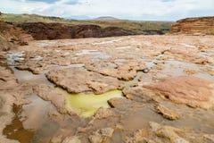 Grandi cadute asciutte Arizona Fotografie Stock