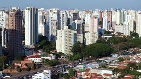 Grandi città al giorno, città di Sao Paulo, Brasile archivi video