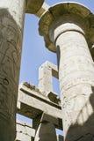 Grandi colonne Fotografia Stock