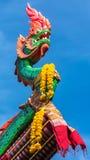 Grandi fuochi d'artificio del serpente Fotografia Stock Libera da Diritti