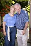 Grandi genitori Immagine Stock