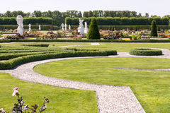 Grandi giardini, Herrenhausen, Hannover, Bassa Sassonia, Germania Immagine Stock Libera da Diritti