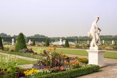 Grandi giardini, Herrenhausen, Hannover, Bassa Sassonia, Germania Immagine Stock