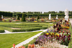 Grandi giardini, Herrenhausen, Hannover, Bassa Sassonia, Germania Fotografia Stock