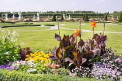 Grandi giardini, Herrenhausen, Hannover, Bassa Sassonia, Germania Fotografia Stock Libera da Diritti