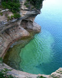 Grandi Laghi scenici del Michigan Immagine Stock Libera da Diritti