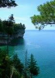 Grandi Laghi scenici del Michigan Fotografia Stock Libera da Diritti