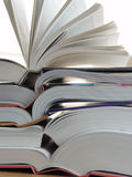 Grandi libri Fotografie Stock