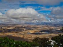 Grandi ombre della valle immagini stock libere da diritti