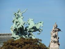 Grandi palais Immagine Stock Libera da Diritti