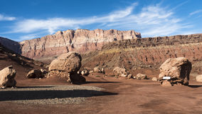 Grandi pietre rosse fotografia stock libera da diritti
