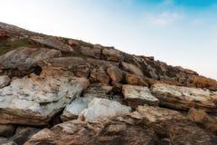 Grandi rocce Fotografie Stock