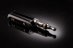 Grandi sigarette elettroniche Immagine Stock