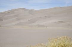 Grandi sosta nazionale e conserva delle dune di sabbia Immagine Stock Libera da Diritti