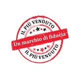 Grandi vendite! ORA! Bollo italiano per la stampa Immagine Stock Libera da Diritti