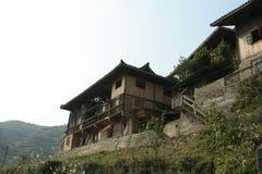 Grandi villaggi di stile originale Fotografia Stock