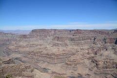 Grandi viste dalle terre del Nevada Fotografia Stock