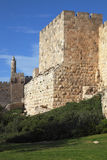 Grandiose Tower of David Stock Image