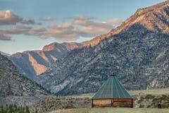 Grandiosidade das montanhas Foto de Stock Royalty Free
