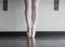 Grandir le danseur classique Photographie stock libre de droits