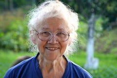 grandma Στοκ Φωτογραφία