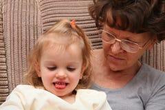 Grandma Stock Photography