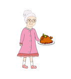 Grandma Stock Photo