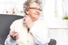 Grandma's perfume Royalty Free Stock Images