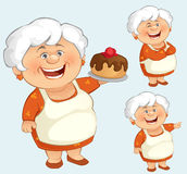 Grandma Royalty Free Stock Photography