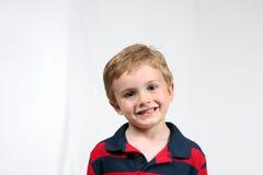 Grandmas Boy Stock Photography