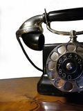 Grandmas-telephone. Old telephone from early 1930s Stock Photography