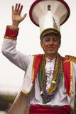 Grandmaster de défilé de solstice de Fremont Photos libres de droits